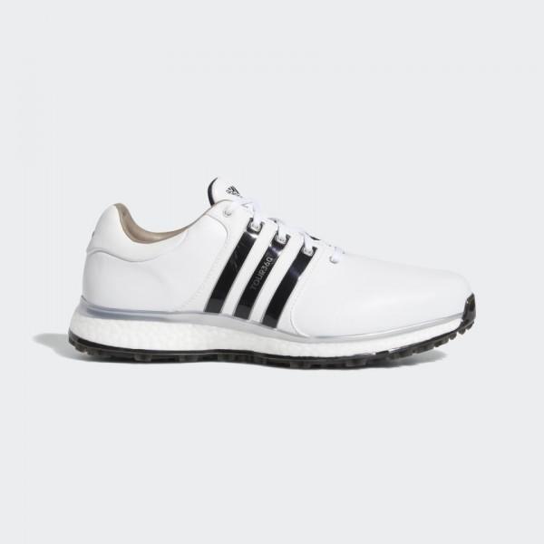 watch dbd00 b38d9 Adidas Tour360 XT-SL Schuh Herren spikeless Farbe weiß schwarz