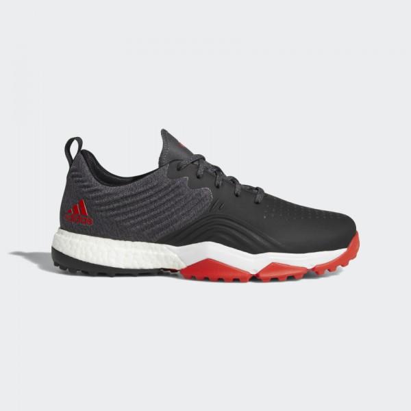 8408cbac104cfa Adidas Adipower 4orged S Wide Schuh Herren Farbe  schwarz rot ...