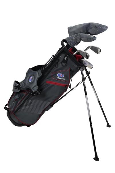 US Kids Ultra Light 60 5-Schläger-Stand Bag Set, neues Modell! 152 - 160 cm