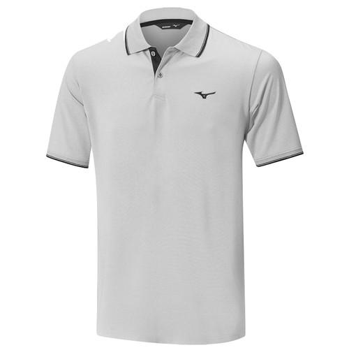 hot sales a00ae 18e62 Mizuno Golf Poloshirt Herren - Farbe: light grey