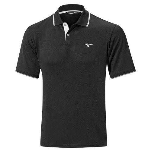 detailed look 9f4d8 12a47 Mizuno Golf Poloshirt Herren - Farbe: black