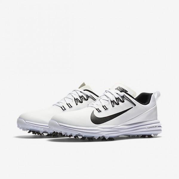 Nike Lunar Command 2 Damen Golfschuhe - Farbe: weiß, Größe 37,5,Neu!