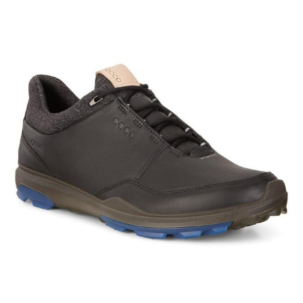6bb8d37a12ab39 Ecco Biom Hybrid 3 Herren Golfschuh - Farbe  black bermuda