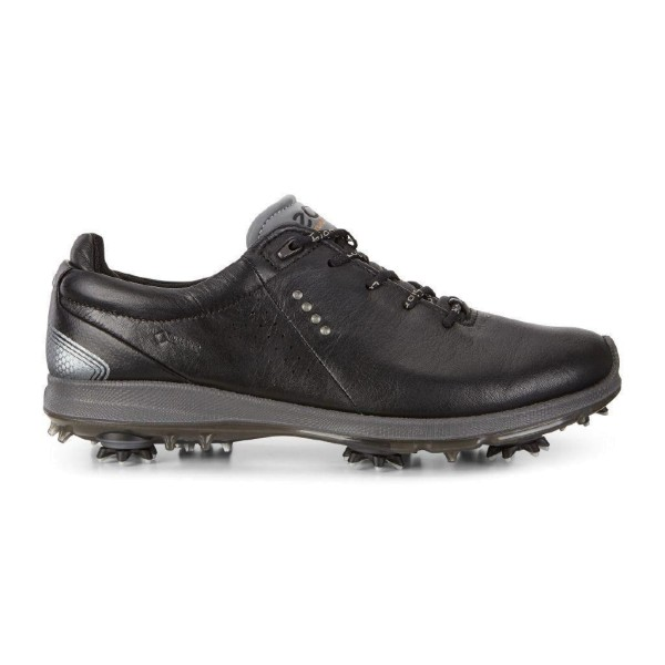 new products 745ea f25f5 Ecco Biom G2 Herren Golfschuh - Farbe: black/black trans