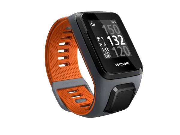 Entfernungsmesser Mit Rad : Tomtom golfer 2 se gps golfuhr entfernungsmesser farbe: grey orange